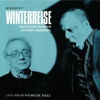 WINTERREISE: LIVE FROM  WIGMORE HALL/ ALFRED BRENDEL, MATTHIAS GOERNE [SHM-CD] [슈베르트: 겨울나그네 - 브렌델, 괴르네]