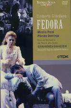 FEDORA/ TEATRO ALLA SCALA [죠르다노: 페도라/ 프레니/ 도밍고/ 가바체니]