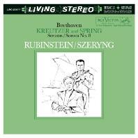 VIOLIN SONATAS NOS.5 `SPRING`, 8 & 9 `KREUTZER`/ ARTHUR RUBINSTEIN, HENRYK SZERYNG [SONY ORIGINALS]