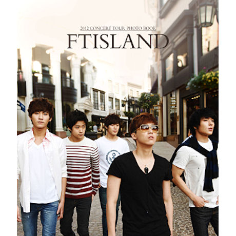 FTISLAND(에프티아일랜드) - 2012 CONCERT TOUR PHOTO BOOK