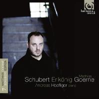 ERLKONIG/ MATTHIAS GOERNE, ANDREAS HAEFLIGER [슈베르트 가곡 7집: 마왕 - 마티아스 괴르네]
