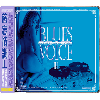 BLUES VOICE 3: AUDIOPHILE IMPRESSIVE VOICE [HD MASTERING] [SILVER ALLOY] [한정반]