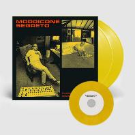 "MORRICONE SEGRETO [엔니오 모리코네 세그레토] [CLEAR YELLOW 180G 2LP+7"" SINGLE] [한정반]"