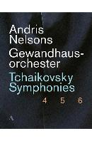 SYMPHONIES NOS.4, 5, 6/ ANDRIS NELSONS [차이코프스키: 교향곡 4-6번 외 | 안드리스 넬손스]