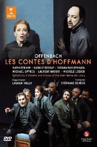 LES CONTES D`HOFFMANN/ STEPHANE DENEVE [오펜바흐: 호프만의 이야기]