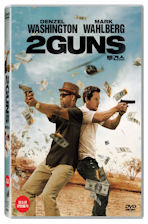 투건스 [2 GUNS] DVD