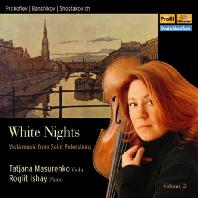 WHITE NIGHTS VOLUME 2/ TATJANA MASURENKO, ROGLIT ISHAY