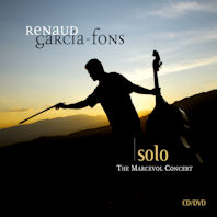 SOLO: THE MARCEVOL CONCERT [CD+DVD]