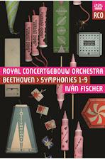 SYMPHONIES 1-9/ IVAN FISCHER [베토벤: 교향곡 전곡 - 이반 피셔]