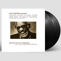 RAY CHARLES - GENIUS LOVES COMPANY [10TH ANNIVERSARY EDITION] [180G LP][수입]*