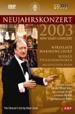 2003 빈 신년 음악회 [2003 NEW YEAR`S CONCERT/ <!HS>NIKOLAUS<!HE> HARNONCOURT]
