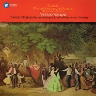 ITZHAK PERLMAN - DVORAK: VIOLIN CONCERTO [펄만 8집 - 드보르작: 바이올린 협주곡  로망스][EU수입]*