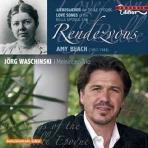 RENDEZVOUS/ JORG WASCHINSKI, MEININGER TRIO