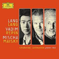 PIANO TRIOS/ LANGLANG, VADIM REPIN, MISCHA MAISKY [차이코프스키: 피아노 트리오 - 랑랑, 레핀, 마이스키]