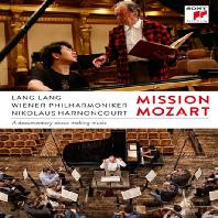 MISSION <!HS>MOZART<!HE>: A DOCUMENTARY ABOUT MAKING MUSIC/ LANG LANG, NIKOLAUS HARNONCOURT [미션 모차르트: 랑랑, 니콜라우스 아르농쿠르]