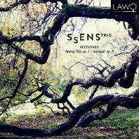 STRING TRIO OP.3 & SERENADE OP.8/ SSENS TRIO [베토벤: 현악 3중주 1번, 현악 세레나데 - 센스 트리오]