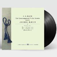 SONATAS & PARTITAS FOR UNACCOMPANIED VIOLIN NO.3 & 4/ JOHANNA MARTZY [180G LP] [요한나 마르치: 바흐 무반주 바이올린을 위한 소나타와 파르티타 2집]
