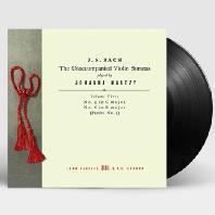 SONATAS & PARTITAS FOR UNACCOMPANIED VIOLIN NO.5 & 6/ JOHANNA MARTZY [180G LP] [요한나 마르치: 바흐 무반주 바이올린을 위한 소나타와 파르티타 3집]