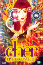 CHER/ LIVE IN CONCERT (셰어) 행사용