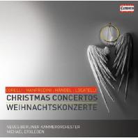 CHRISTMAS CONCERTOS/ MICHAEL ERXLEBEN