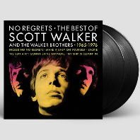 NO REGRETS: THE BEST OF SCOTT WALKER AND THE WALKER BROTHERS [180G LP]