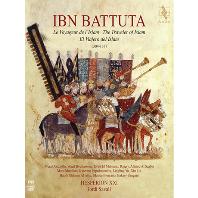 IBN BATTUTA: THE TRAVELER OF ISLAM/ HESPERION 21, JORDI SAVALL [SACD HYBRID] [이븐 바투타: 이슬람 여행가 - 조르디 사발]
