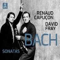SONATAS/ RENAUD CAPUCON, DAVID FRAY [바흐: 바이올린 소나타 3-6번 | 르노 카퓌송, 다비드 프라이]