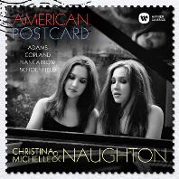 AMERICAN POSTCARD/ CHRISTINA NAUGHTON, MICHELLE NAUGHTON [아메리칸 포스트카드 - 크리스티나 & 미셸 노튼]