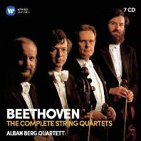 THE COMPLETE STRING QUARTETS/ ALBAN BERG QUARTET [베토벤: 현악 사중주 전곡(스튜디오녹음) | 알반 베르크 사중주단]