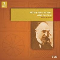 PIANO WORKS/ ALDO CICCOLINI [사티: 피아노 작품집] [한정반]