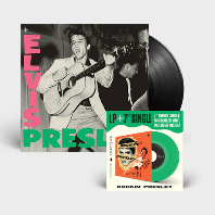 "ELVIS PRESLEY [DEBUT ALBUM] [180G LP+7"" GREEN SINGLE]"