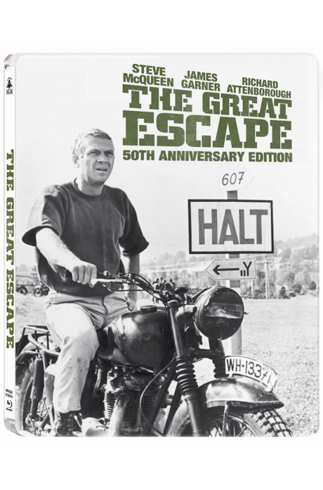 :   [THE GREAT ESCAPE]