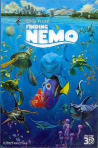  : 2D+3D [FINDING NEMO]