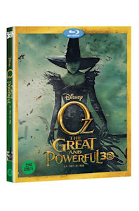     3D [OZ THE GREAT AND POWERFUL]