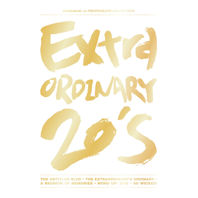 EXTRAORDINARY 20`S: 1ST PHOTOGRAPH COLLECTION [리패키지]