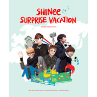 SHINEE SURPRISE VACATION TRAVEL NOTE 01 [포토북+증정노트]