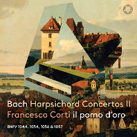 J.S. 바흐: 하프시코드 협주곡 2집 - BWV1044, 1054, 1056 & 1057