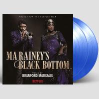 MA RAINEY`S BLACK BOTTOM [NETFLIX FILM] [마 레이니, 그녀가 블루스] [180G CLEAR BLUE]