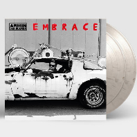 EMBRACE [180G BLACK/WHITE MARBLED LP]