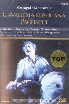 CAVALLERIA RUSTICANA/ PAGLIACCI/ FRANCO ZEFFIRELLI