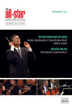 THE ALL STAR <!HS>ORCHESTRA<!HE>: PRORAMS 3 & 4/ GERARD SCHWARZ [올스타 오케스트라 3 & 4]