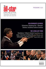 THE ALL STAR <!HS>ORCHESTRA<!HE>: PRORAMS 5 & 6/ GERARD SCHWARZ [올스타 오케스트라 5 & 6]