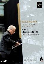 베토벤 피아노 협주곡 전집/ 다니엘 바렌보임 [BEETHOVEN PIANO CONCERTOS/ <!HS>DANIEL<!HE> BARENBOIM]