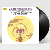 SYMPHONIE NO.4/ LEONARD BERNSTEIN [ANALOGPHONIC 180G LP] [말러: 교향곡 4번]