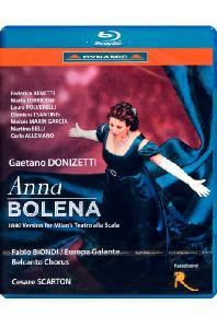 ANNA BOLENA/ FABIO BIONDI [도니제티: 안나 볼레나]