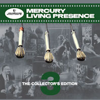 MERCURY LIVING PRESENCE: THE COLLECTOR'S EDITION 3 [머큐리 리빙 프레즌스 3] [한정반]