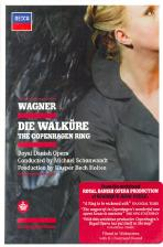 DIE WALKURE: THE COPENHAGEN RING/ MICHAEL SCHONWANDT [바그너: 발퀴레 - 숀반트]