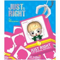 JACKSON(잭슨) JUST RIGHT: USB 피규어앨범 [스페셜 한정반 2]