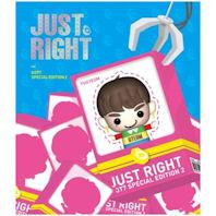 YUGYEOM(유겸) JUST RIGHT: USB 피규어앨범 [스페셜 한정반 2]