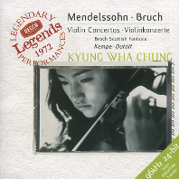 VIOLIN CONCERTOS/ 정경화 [DECCA LEGENDS]